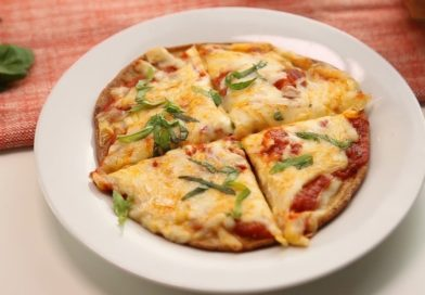5 -Minute Keto Pizza Recipe